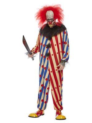 Cirque Sinister Halloween Costumes