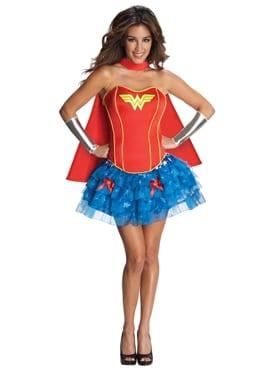 Ladies Heroes & Villains Costumes