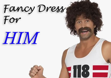Fancy Dress for men